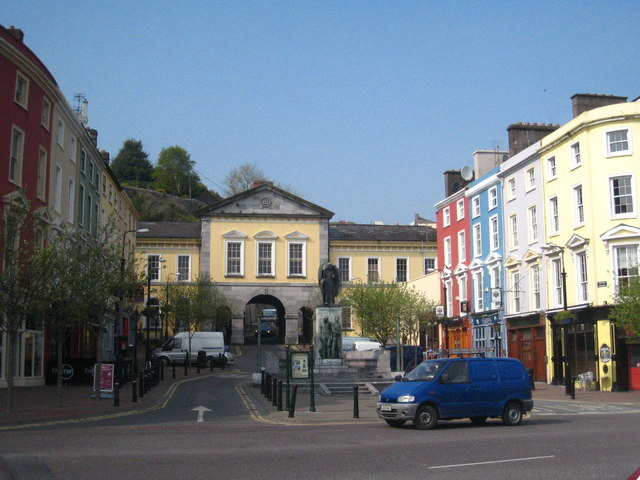 Casement Square, Cobh