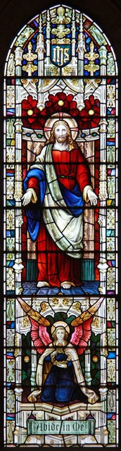 Christ Church, Main Road, Sidcup - Stained glass window