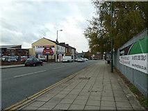 SJ9495 : Manchester Road, Hyde by Alexander P Kapp