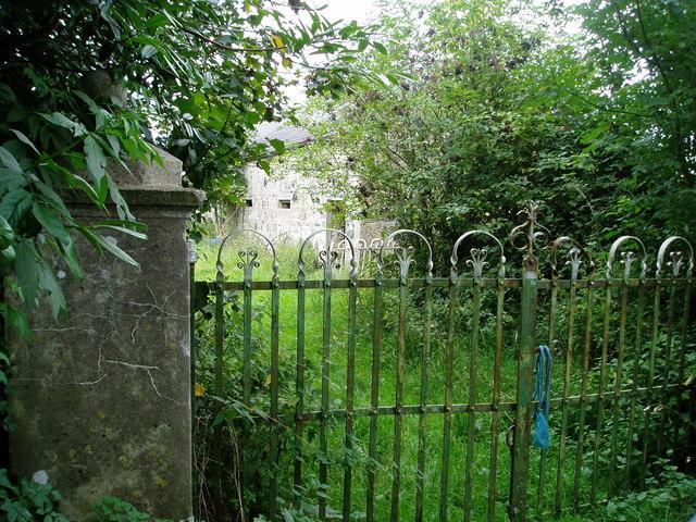 Farmyard entrance, Ballyverassa