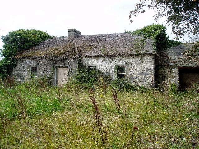 Derelict Cottage At Kilvilcorris 169 Ethics Girl Cc By Sa 2