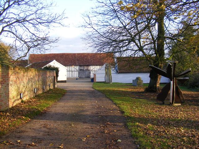 Wingfield Barns & College