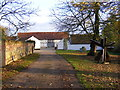 TM2276 : Wingfield Barns & College by Geographer