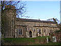 TM2376 : Wingfield Church by Adrian Cable