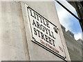 TQ2981 : Little Argyll Street, London W1 by Christine Matthews