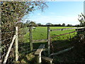 TQ5713 : Stile on the Wealdway by Dave Spicer