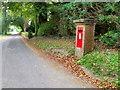 SU6534 : Letter box, Soldridge by Maigheach-gheal