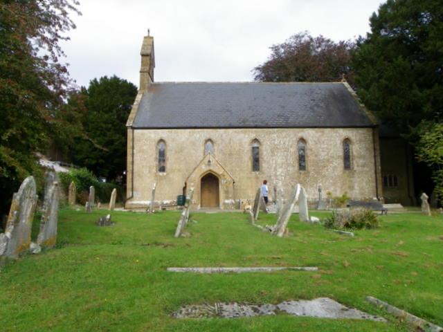 The Parish Church of St Leonard, Misterton