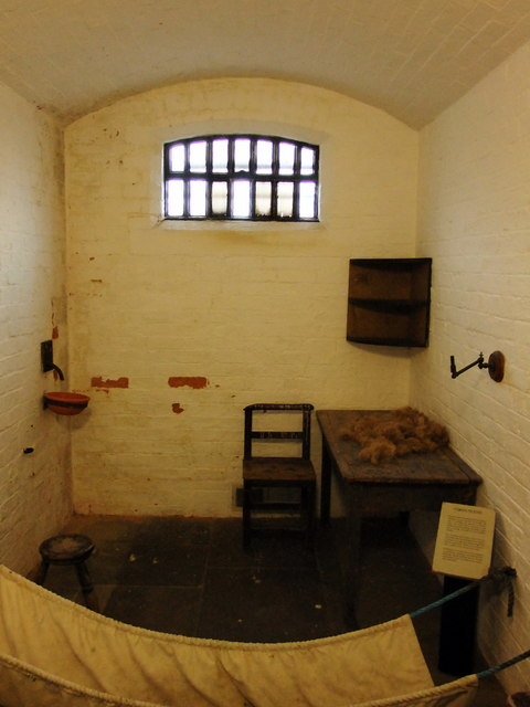 Victorian Prison Cell Lincoln Castle 169 Paul Farmer Cc