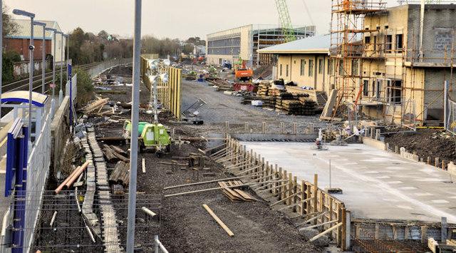 New train maintenance depot, Belfast (19)