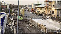 J3271 : New train maintenance depot, Belfast (19) by Albert Bridge