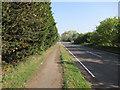 TL3079 : B1040 towards Warboys by Hugh Venables