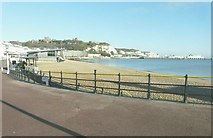 TR3140 : The beach at Dover by John Baker