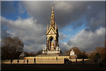 TQ2679 : Albert Memorial by Richard Croft