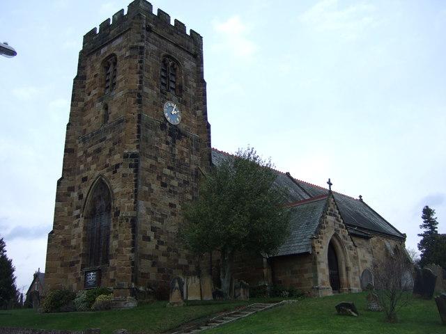 Church of St John the Baptist, Kirby Wiske