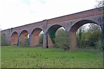 SU4726 : Part of Hockley Viaduct by Mike Smith
