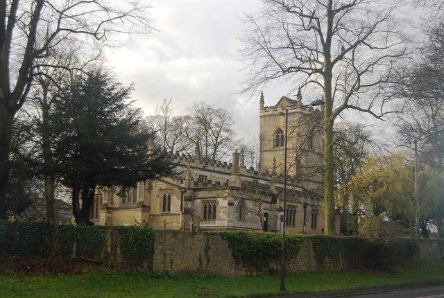 Hickleton Church