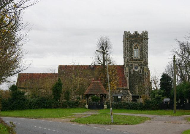 St James, West Tilbury