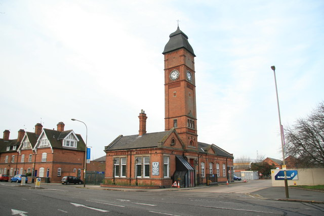 National Gas Museum, Leicester