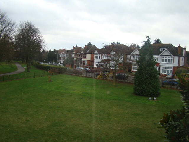 View of Emerson Road from Valentine's Mansion