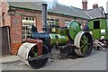 SK5806 : Aveling and Porter Steam Roller by Ashley Dace