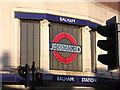 TQ2873 : Balham Underground station by Christopher Hilton