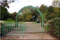 SJ8748 : Gateway to Festival Park by Steve Daniels