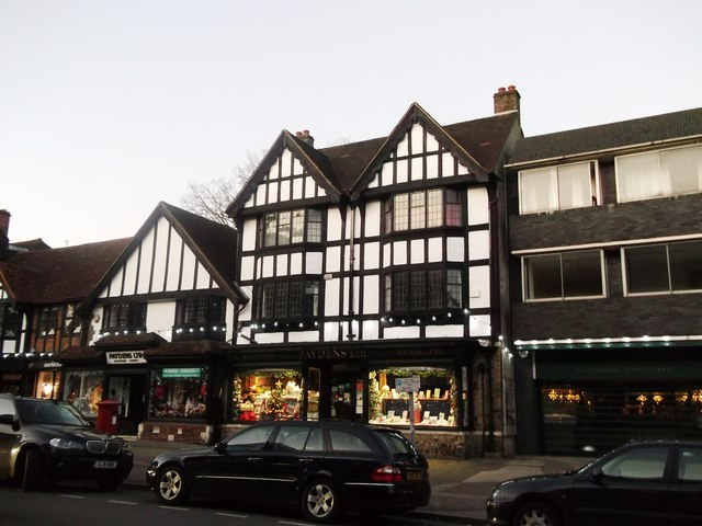 Paydens Ltd Oxted 169 David Anstiss Geograph Britain And