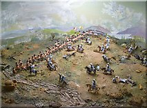NS7894 : Thin Red Line diorama, Stirling Castle by kim traynor