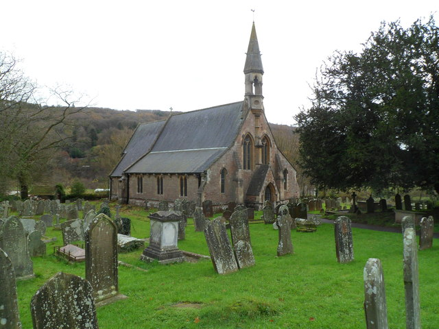 Church of St Oudoceus, Llandogo