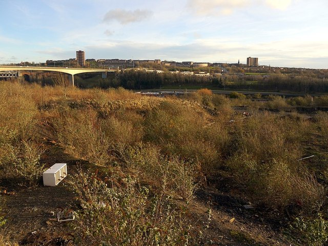 Site of Elswick Lead Works