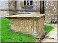ST5312 : Chest tomb, St Michael's Churchyard by Maigheach-gheal