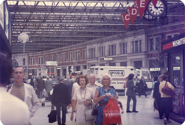 Waterloo Station concourse (1)