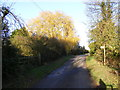 TM2875 : Footpath to Rookery Farm by Adrian Cable