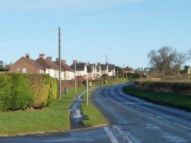 Stoney Haggs Road