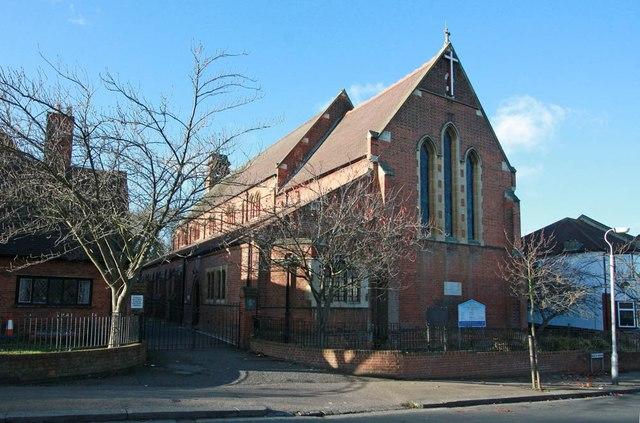 St Philip, Beech Road, Norbury