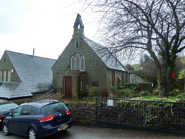St Agnes Church, Leesfield