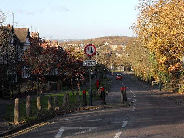Oak Hill Woodford Green Essex