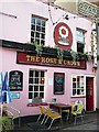 SP5107 : The Rose & Crown, North Parade by Rose and Trev Clough