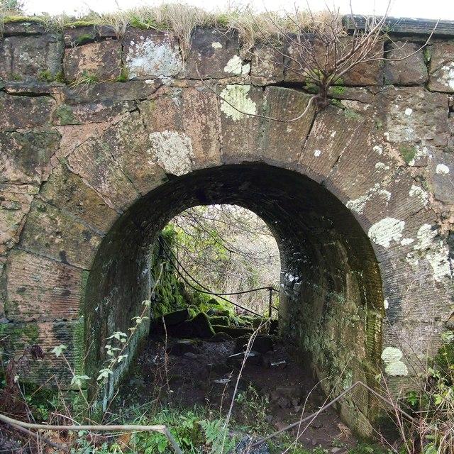 Old bridge (detail)