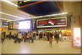 SP0786 : In New Street Station by N Chadwick