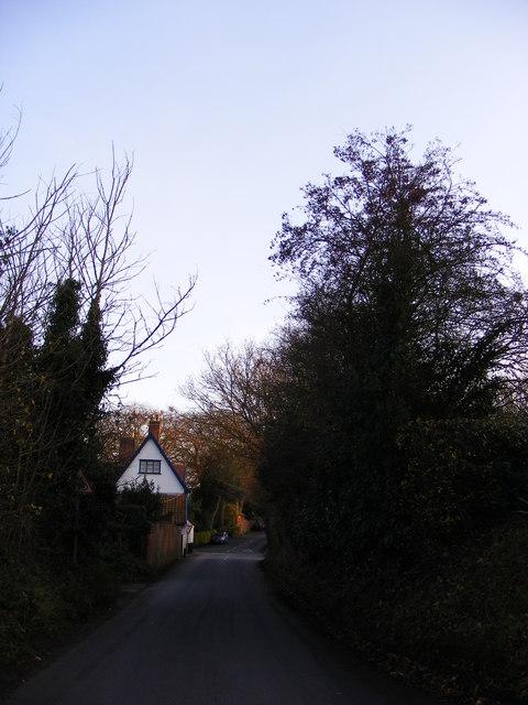 Mill Hill, Peasenhall