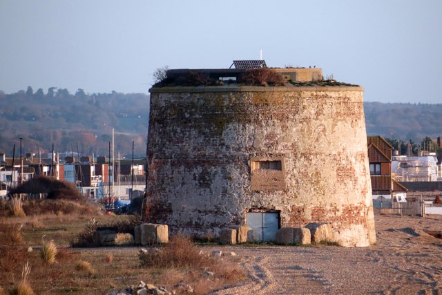 Martello Tower 65, Sovereign Harbour