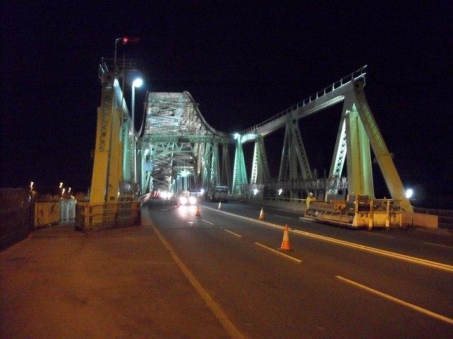 Runcorn Bridge Widnes