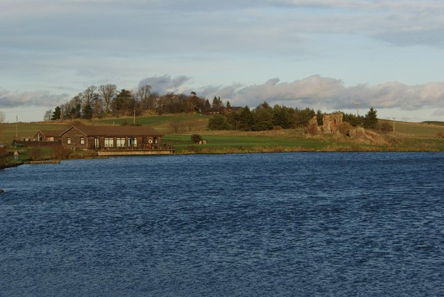Markle Fishery, Clubhouse and Ruin