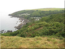 SX5646 : Church Cove by Philip Halling