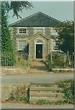 TM0386 : Redundant Baptist chapel, West Church Street, Kenninghall in 1987 by John Baker