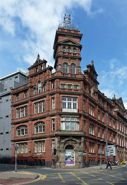 Leonardo Building, Cookridge Street, Leeds