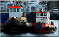 J5082 : Two tugs at Bangor by Rossographer