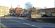 ST8558 : Fore Street, Trowbridge by Jaggery